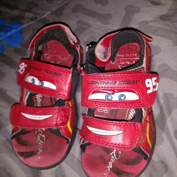 Shoes   Lightning Mcqueen Sandals